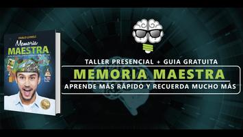 Taller Memoria Maestra: Aprende más rápido y Recuerda...