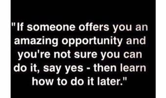 Flexible Opportunity Business Presentation