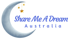 Share Me A Dream - Australia Charity Organisation logo
