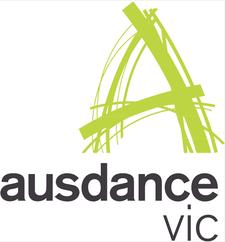 Ausdance Victoria logo