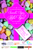 Sweets, Sips and Style Tips!