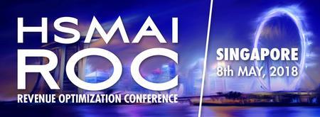 Revenue Optimization Conference - Singapore