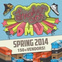 SNEAKER CON DC APRIL 5TH 2014