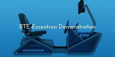 BTE Eccentron Demonstration - Northampton