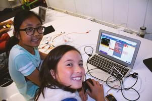 Creative Code Club, 10-14yrs