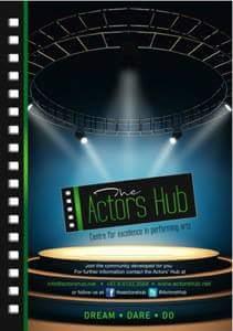 The Actors' Hub logo
