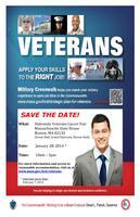 Massachusetts Statewide Veterans Career Fair