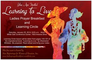 New Beginnings For Women Presents Prayer Breakfast &...