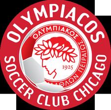 Olympiacos Soccer Club Chicago logo