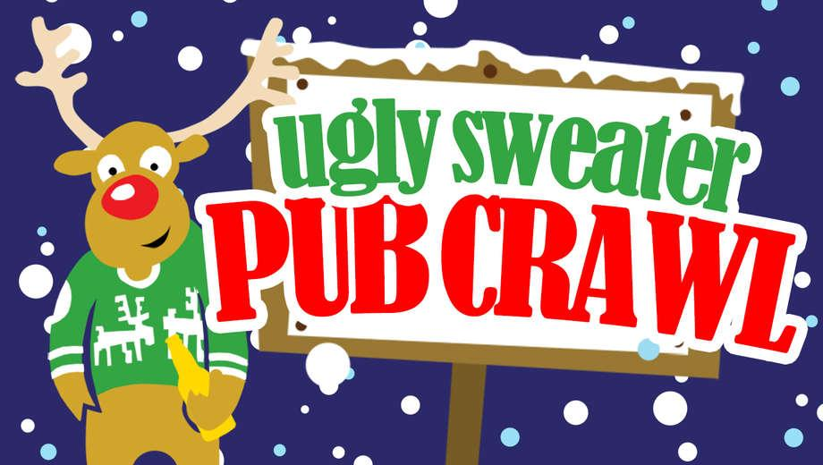 5th Annual Ugly Sweater Boston Bar Crawl (Faneuil Hall)