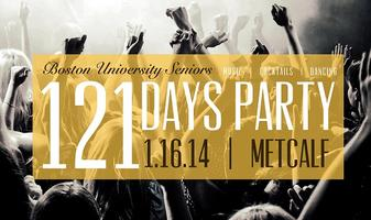 121 Days Party 2014