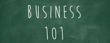 Business 101: Class 3/4 Financing Your Business