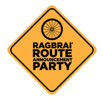 2014 RAGBRAI Route Announcement Party