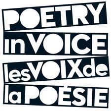 Poetry In Voice/Les voix de la poésie logo