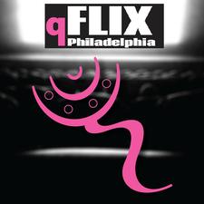 qFLIX Philadelphia 2018 |  The LGBTQ+ Film Festival logo