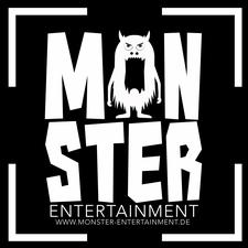 Monster Entertainment logo