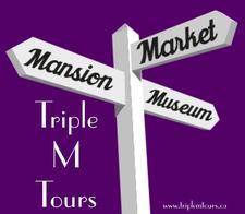 Triple M Tours logo