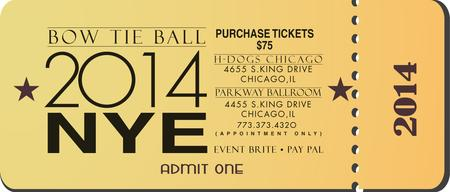 Parkway Ballroom  presents The Bow Tie Ball