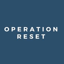 OPERATION RESET CAREER REINVENTION WORKSHOP logo