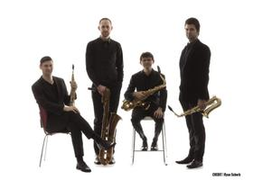 Singularity Saxophone Quartet