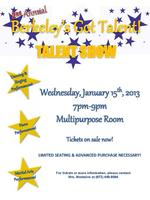 2nd Annual Berkeley's Talent Show