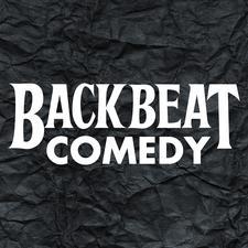 Backbeat Comedy logo