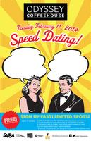 SAITSA Speed Dating
