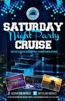 Saturday Night Party Cruise on The Hudson Aboard The Hornblo...
