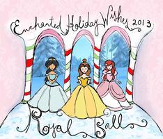 Enchanted Holiday Wishes: A Royal Ball!