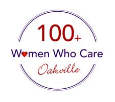 100 Women Who Care Oakville logo