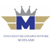 Intelligent Millioniares Network (IMN) Scotland, U.K Business Success logo