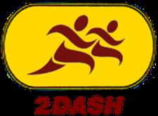 2DASH Athletics Club logo