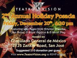 Teatro Visión Holiday Posada