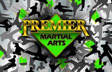 Premier Martial Arts of Wichita logo