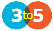 3to5 Club logo