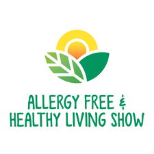 Allergy Free & Healthy Living Show logo