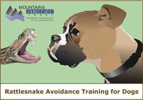 SOLD OUT-Rattlesnake Avoidance Training for Dogs...