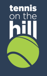 Tennis on the Hill logo