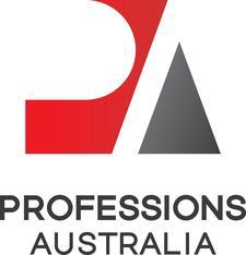 "The Australian Council of Professions (""Professions Australia"") logo"