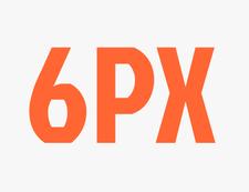 6PX DIGITAL logo