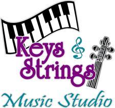 Keys & Strings Music Studio (Musical Adventures LLC) logo