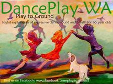 DancePlay WA logo
