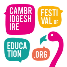CambsEdFest Steering Group logo