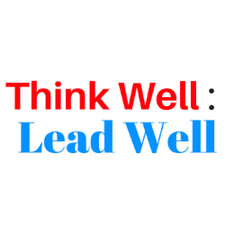 Think Well: Lead Well logo