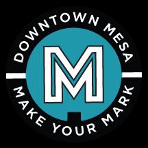 Downtown Mesa Association  logo