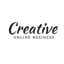 Creative Online Business logo