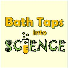 Bath Taps into Science Festival logo
