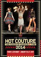 Hot Couture 2014: The Fusion of Fashion & Fire