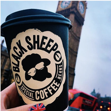 Black Sheep Coffee logo