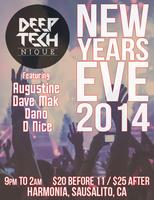 Deep Technique New Years Eve 2014